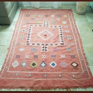 Kilim Sable chaud