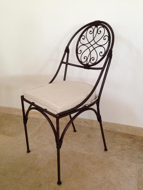 coloniale fer et pierre ferronnerie d 39 art carreaux de ciment. Black Bedroom Furniture Sets. Home Design Ideas