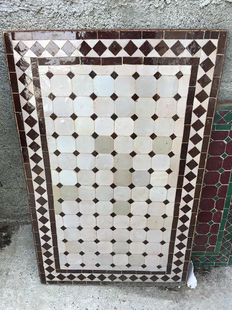 90 50cm fer et pierre ferronnerie d 39 art carreaux de ciment. Black Bedroom Furniture Sets. Home Design Ideas