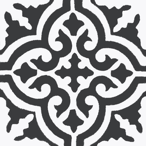 carreau de ciment occitan ii fer et pierre. Black Bedroom Furniture Sets. Home Design Ideas