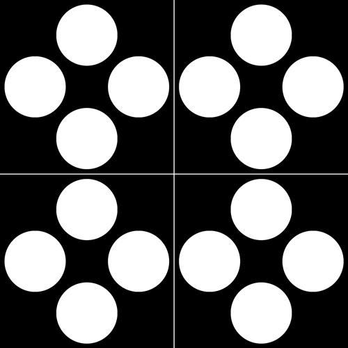 Carreau de ciment croix point fer et pierre for Poncer carreaux ciment