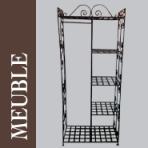 ext rieur fer et pierre ferronnerie d 39 art carreaux de ciment. Black Bedroom Furniture Sets. Home Design Ideas